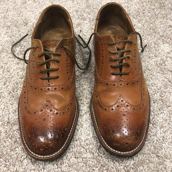 Rocha John Rocha Shoes | Mens Tan